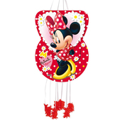 Piñata silueta Minnie Mouse