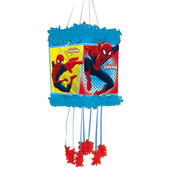Piñata viñeta Ultimate Spiderman