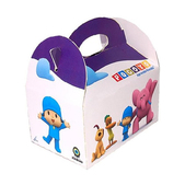 Set de cajas Amigos Pocoyo