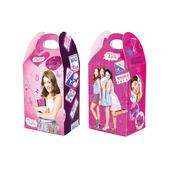 Set de cajas Violetta