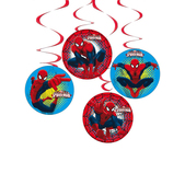 Set de colgantes decorativos Ultimate Spiderman