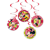 Set de colgantes Minnie Mouse