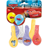 Set de globos Cars