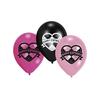 Set de globos Monster High