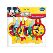 Set de matasuegras Mickey Mouse Clubhouse