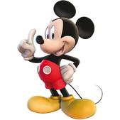 Set de mini figuras Mickey Mouse Clubhouse