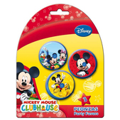 Set de peonzas Mickey Mouse