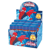 Set de pompas de jabón Ultimate Spiderman