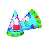 Set de sombreros Peppa Pig