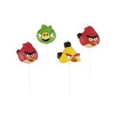 Conjunto de velas Angry Birds
