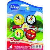 Set de yo-yos Mickey Mouse