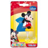 Vela número 2 Mickey Mouse