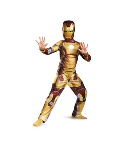Disfraz de Iron Man 3 Classic para niño