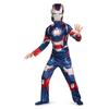 Disfraz de Iron Patriot para niño