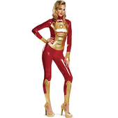 Disfraz de Iron Woman de Iron Man 3