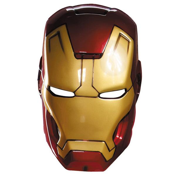 Funidelia FR  Casque Iron Man 3 pour adulte