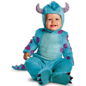 Disfraz de Sulley para bebé