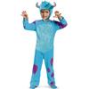 Disfraz de Sulley Classic para niño