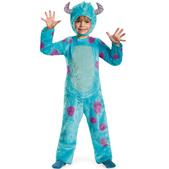 Disfraz de Sulley Deluxe para niño