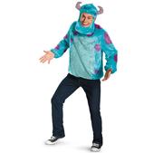 Disfraz de Sulley Deluxe para adulto