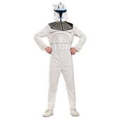 Disfraz de Capitán Rex Clone Trooper Action Suit para niño
