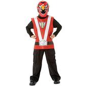 Kit Power Ranger Rojo