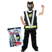 Kit Power Ranger Negro