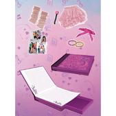 Kit Diario Secreto y accesorios Violetta