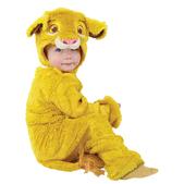 Disfraz de Simba El Rey León para niño