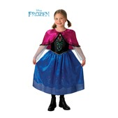 Deluxe Anna Frozen Child Costume