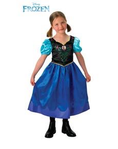 Disfraz de Anna Frozen para niña
