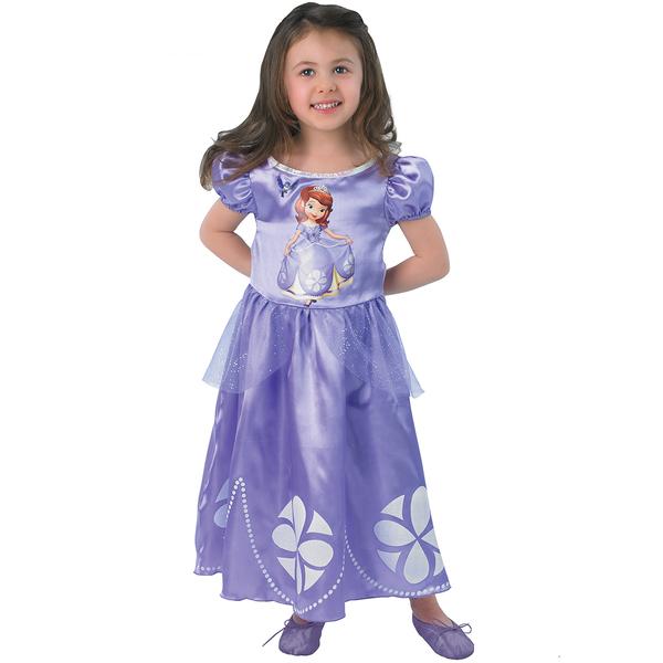 Disfraz de la Princesa Sofía para niña: comprar online