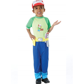 Disfraz de Manny Manitas Classic para niño