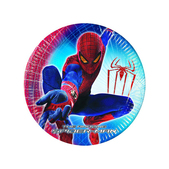 Set de platos grandes Spiderman
