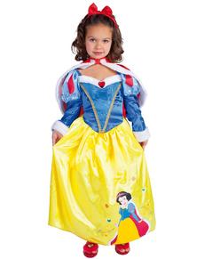 Disfraz de Blancanieves Winter para niña