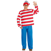 Disfraz de Wally Dónde está Wally