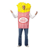 Disfraz de bolsa de patatas fritas