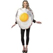 Disfraz de huevo frito