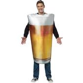 Disfraz de pinta de cerveza