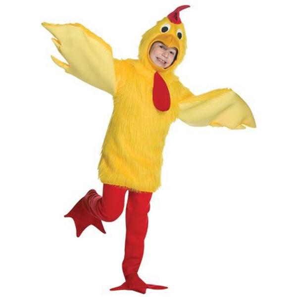 Como hacer patas de pollito para disfraz - Imagui