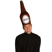 Sombrero de botella de cerveza