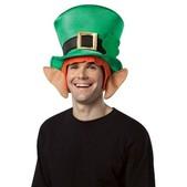 Sombrero de Leprechaun con orejas