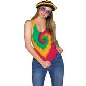 chapeau rastafari pour femme