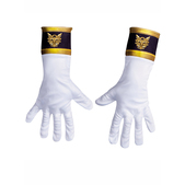 Guantes Power Rangers Megaforce para niño