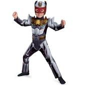 Disfraz de Caballero Robo Power Rangers Megaforce Classic para niño