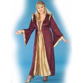 Disfraz de Reina Renacentista talla grande