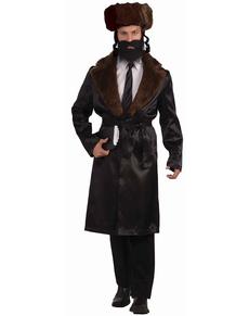 Disfraz de rabino
