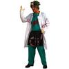 Disfraz de cirujano loco