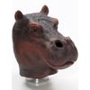 Masque d'hippopotame