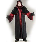 Disfraz de demonio del lado oscuro talla grande